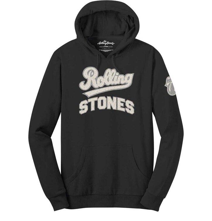 Mikina s kapucňou The Rolling Stones Logo