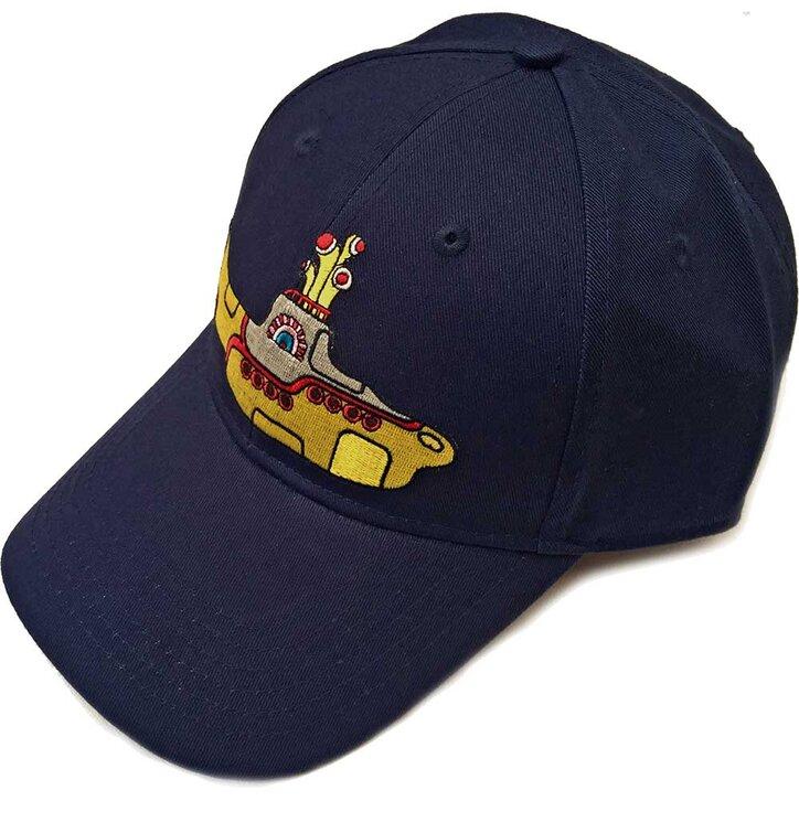 Kedvezmény Sötétkék siltes sapka The Beatles Men s Yellow Submarine c9f6efefe8