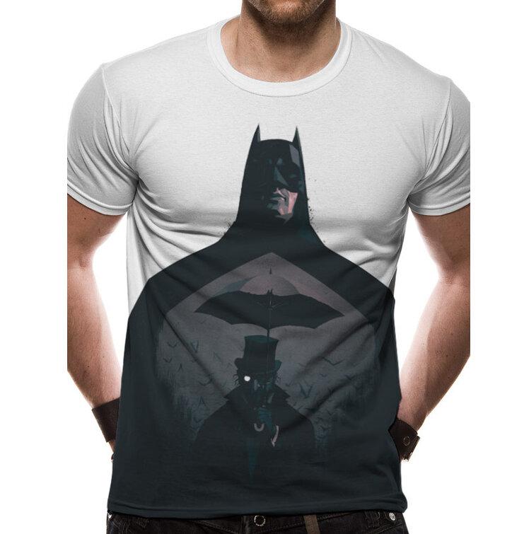 Tričko Batman - Silhouette