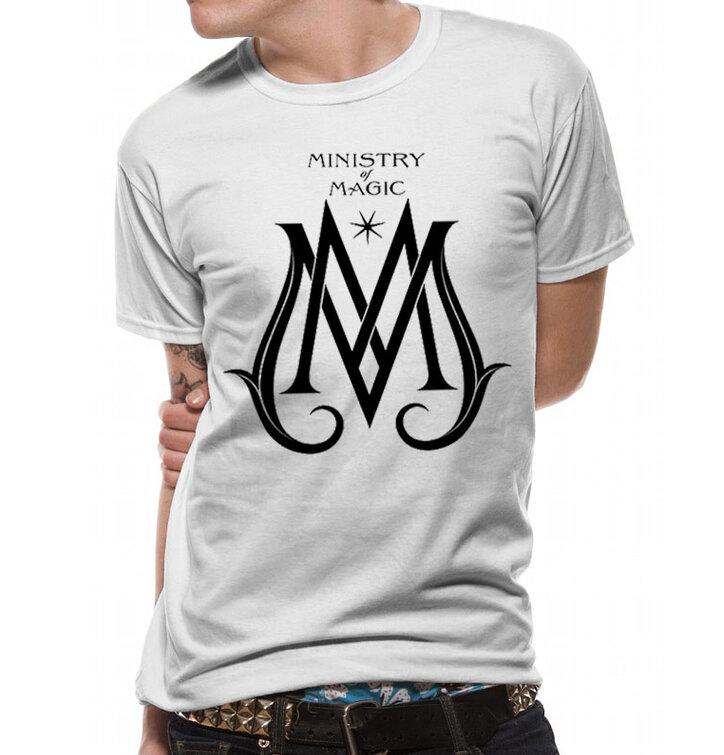 Tričko Grindelwaldove zločiny - Logo Ministerstva mágie