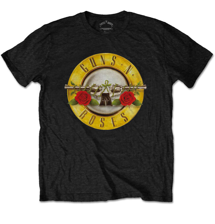Tričko Guns N' Roses Classic Logo