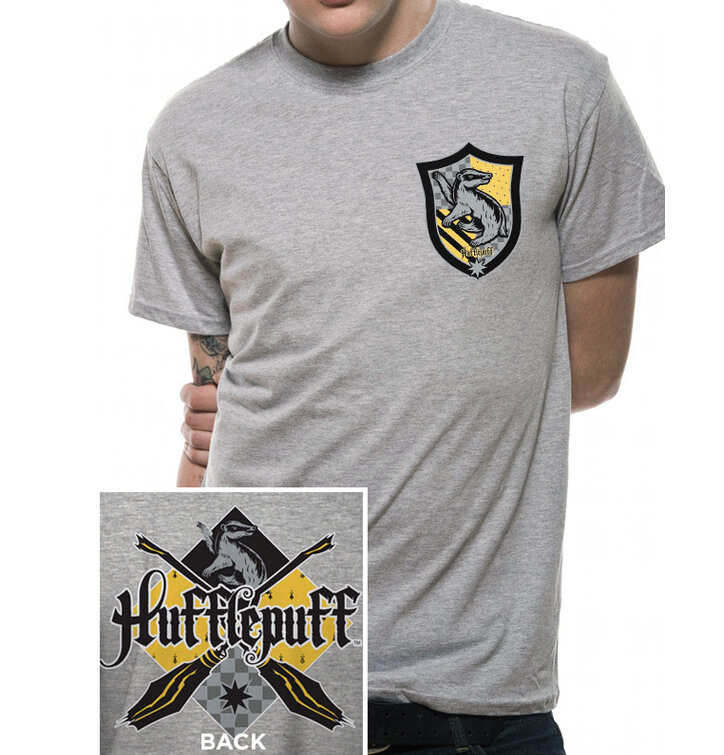 Tričko Harry Potter - Fakulta Bifľomor