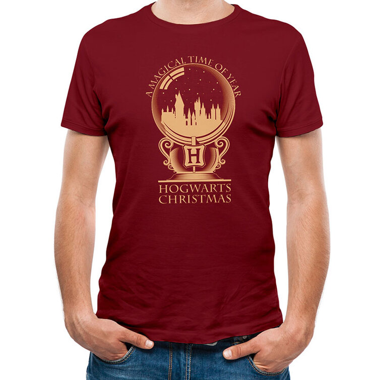Tričko Harry Potter - Magický čas