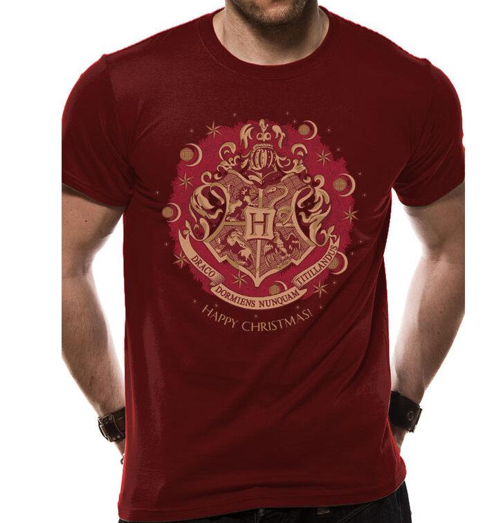 Tričko Harry Potter - Veselé Vianoce