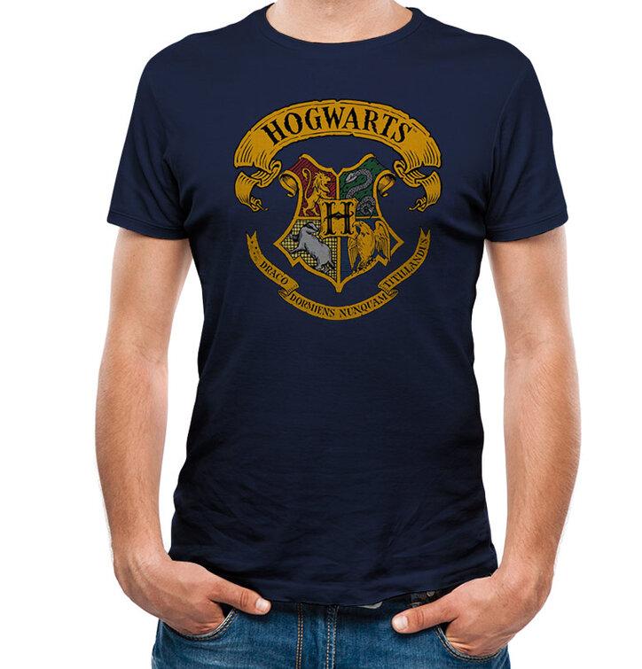 Tričko Harry Potter - Vintage Rokfort