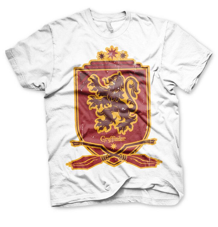 Tričko Harry Potter Erb Chrabromilu