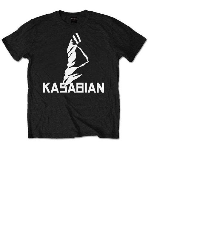 Tričko Kasabian Ultra Face