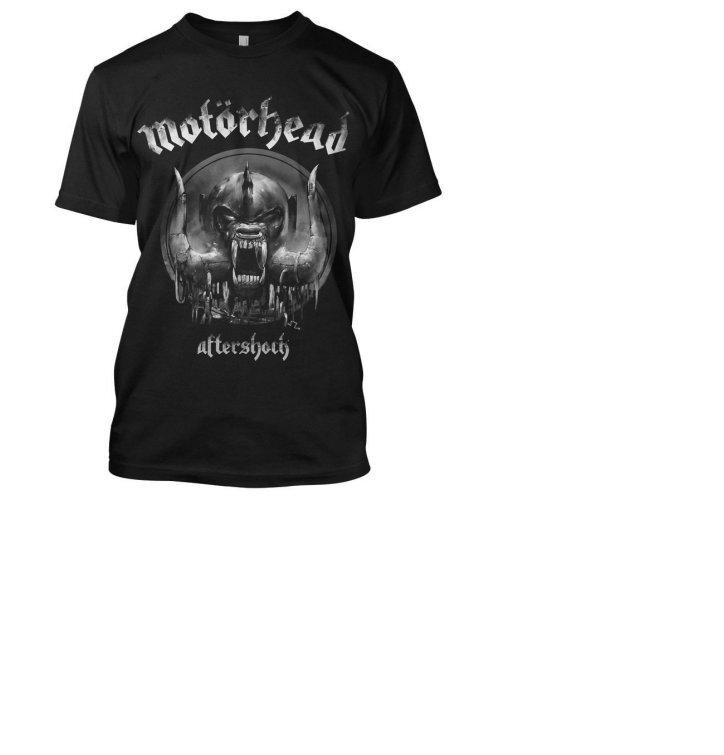Potěšte se tímto kouskem Dedoles Tričko Motorhead Aftershock 26fff1820d