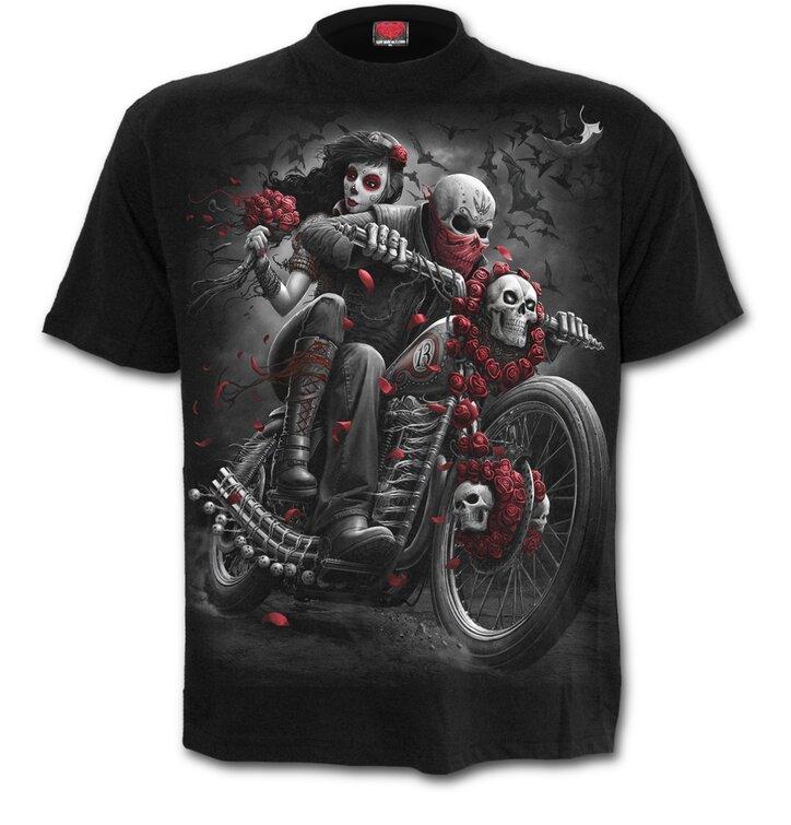 Tričko Mŕtvy motorkár