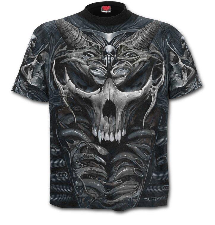 Tričko Obrnená smrtka