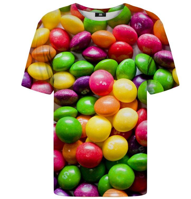 Tričko s krátkym rukávom Sladkosti