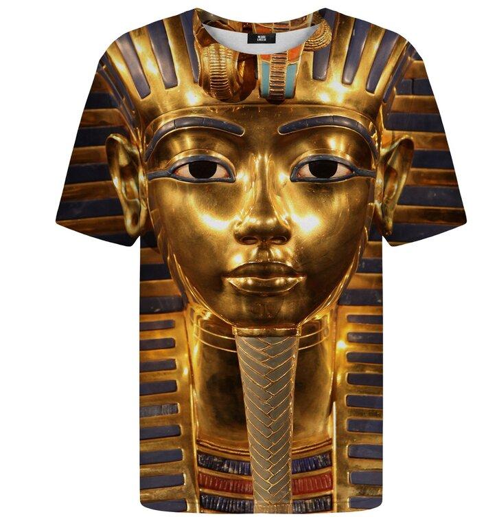 8f2b49f9e5b7 Hľadáte originálny a nezvyčajný darček  Obdarovaného zaručene prekvapí  Tričko s krátkym rukávom Zlatý Faraón