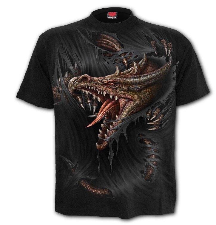 Tričko Útek draka