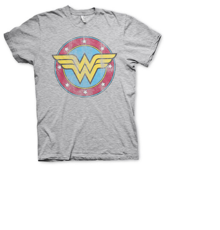 Tricou Wonder Woman Logo
