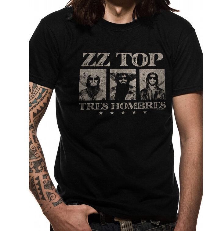 T-Shirt ZZ top - Hombres
