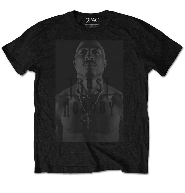 Majica Tupac Trust no one