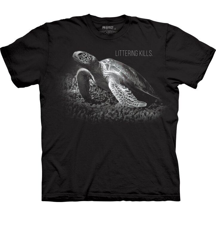 Tricou Protect Broasca țestoasă de mare