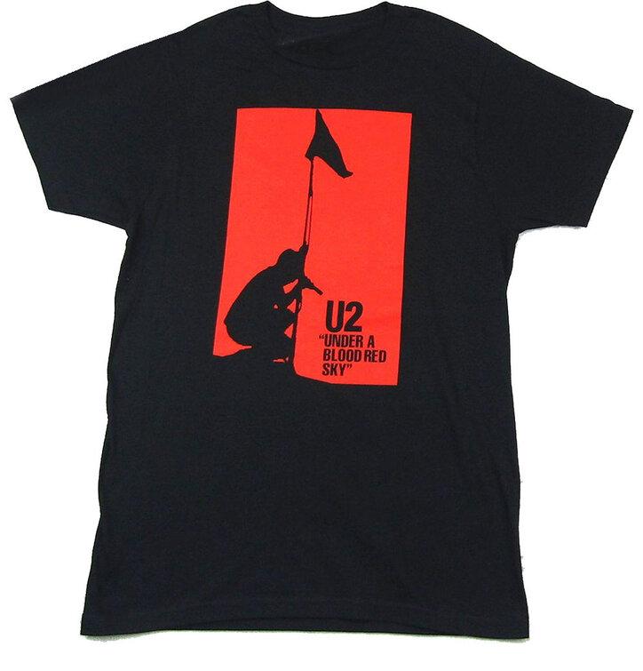 Tričko U2 Blood Red Sky