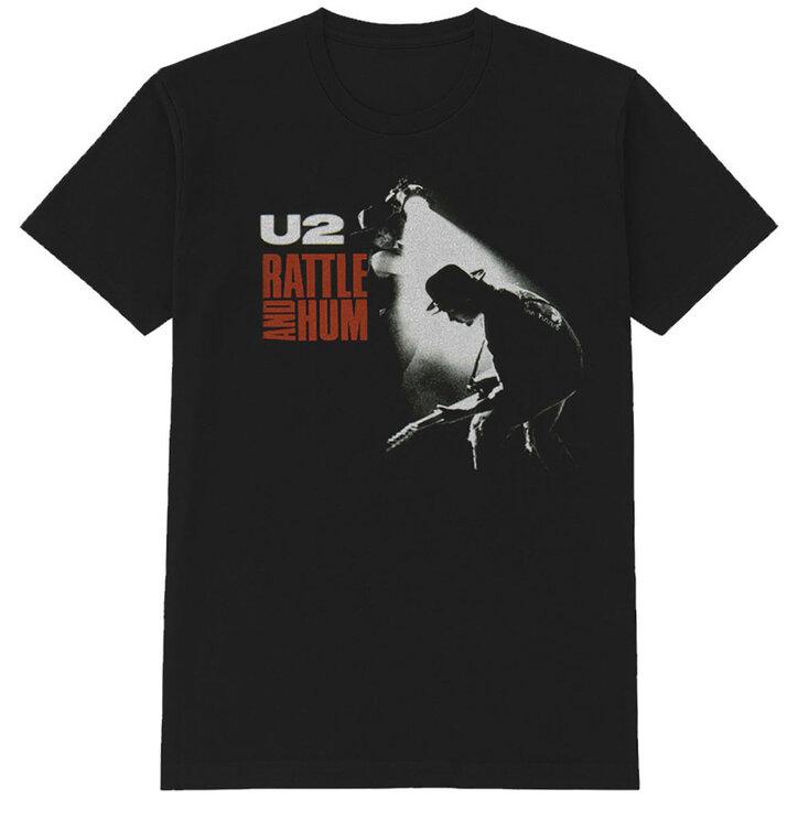 Tričko U2 Rattle & Hum