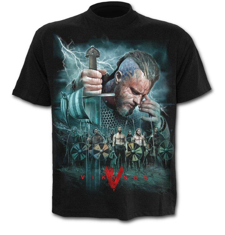Tričko Vikingovia Bitka