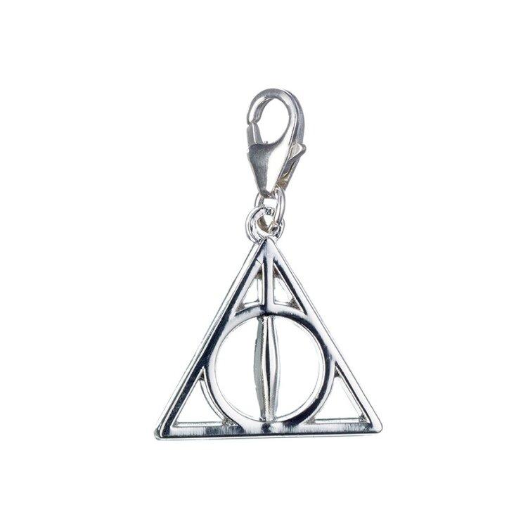 Visící stříbrný přívěšek Harry Potter Relikvie smrti