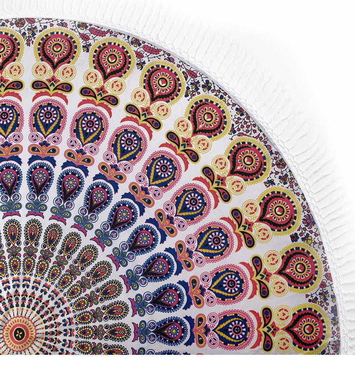 Mandala din bumbac Întâmpinarea primăverii
