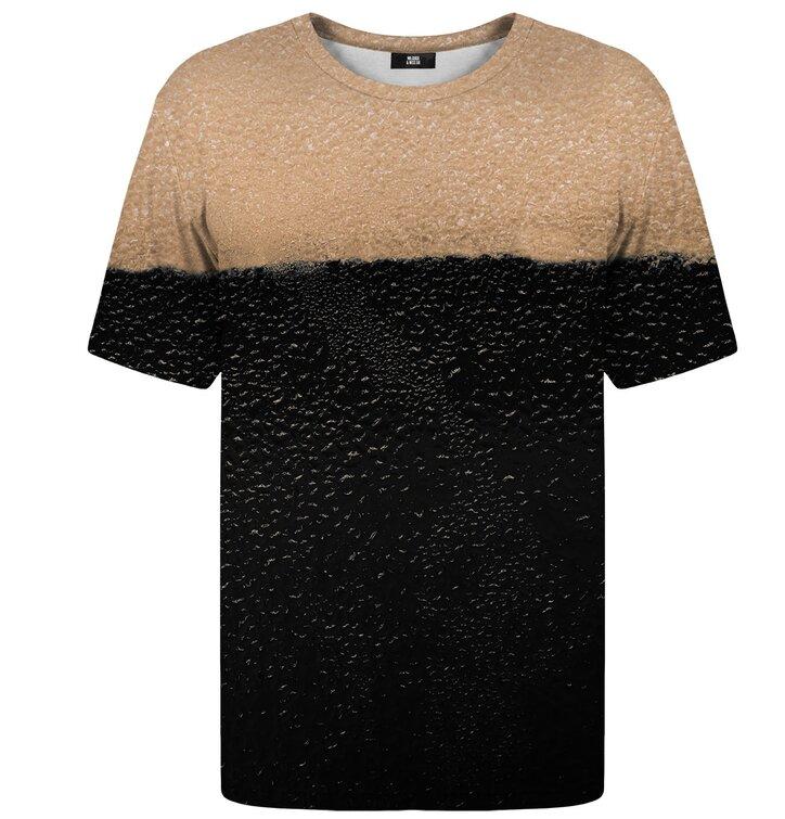 Tričko s krátkym rukávom Čierne pivo