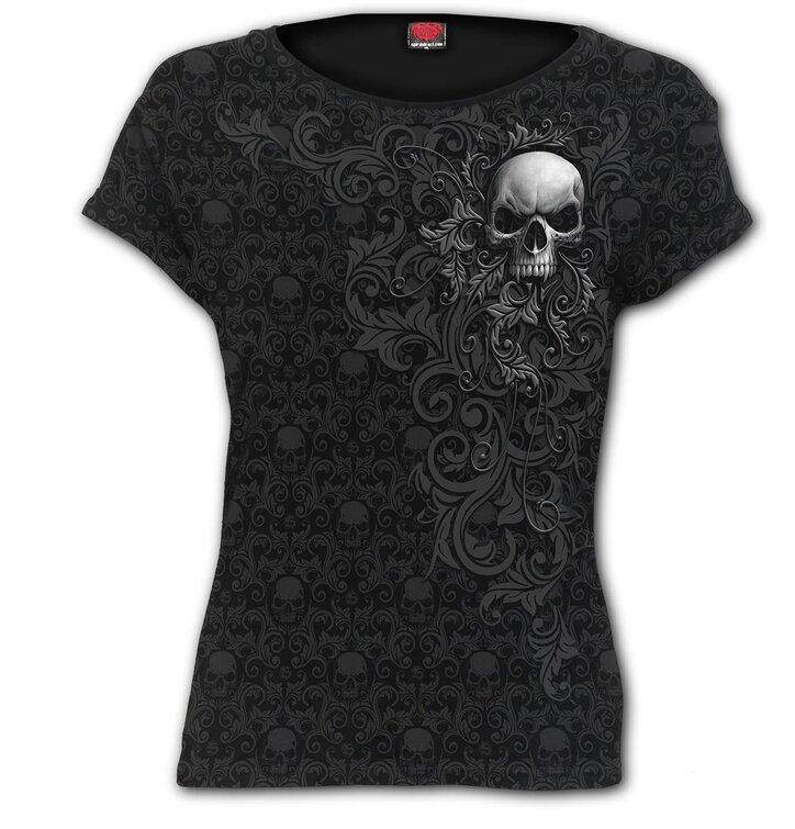 Dámske tričko Temný ornament