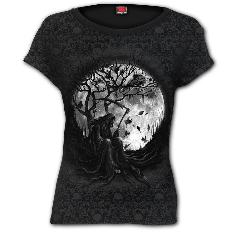 Dámske tričko Vražedný mesiac