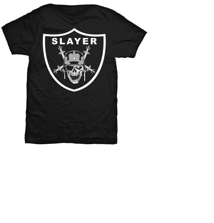 Tričko Slayer Slayders