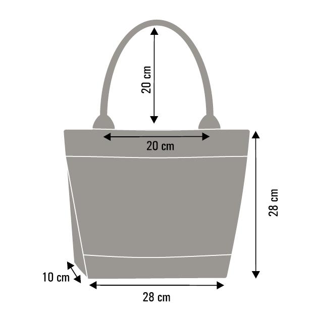 Női filc táska Polo Fa | Dedoles