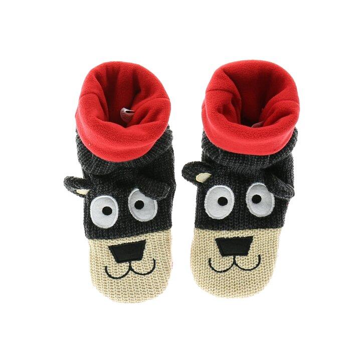 b70211a93c Výpredaj Teplé flisové papuče Medveď