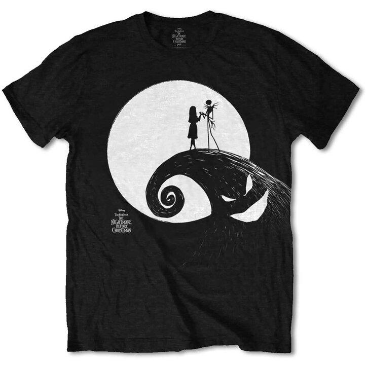 T Shirt The Nightmare Before Christmas Moon Dedoles