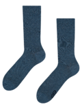 Recycled Cotton Socks Jeans