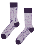 Bamboo Regular Socks Lavender