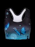 Veselá sportovní podprsenka Půvabný motýl