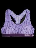 Lustige Bralette für Frauen Lavendel