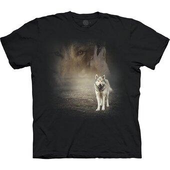 Tričko Šedý vlk