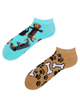 Ankle Socks Dachshund