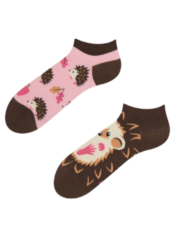 Весели къси чорапи Таралеж