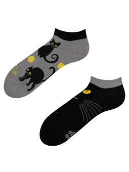 Ankle Socks Cat Eyes