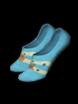 Vesele niske stopalice Psi i pruge