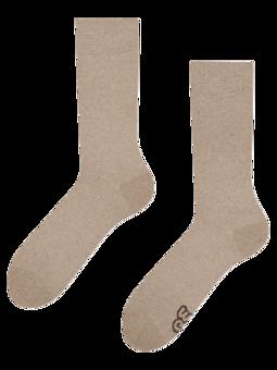 Socken aus recycelter Baumwolle Sahara