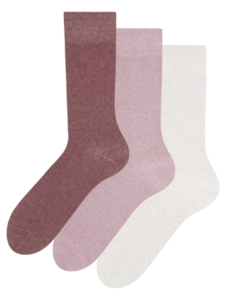 Recycled Cotton Socks 3-pack Optimist