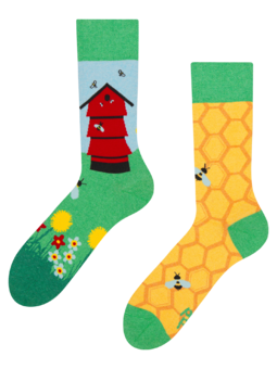 Eco Friendly Socks Beehive