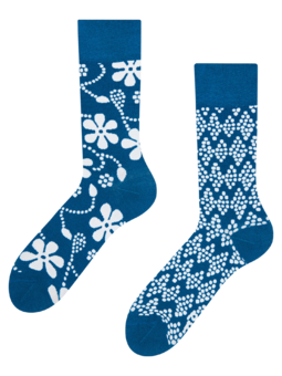 Bamboo Regular Socks Blueprint