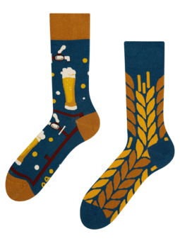 Regular Socks Beer Time