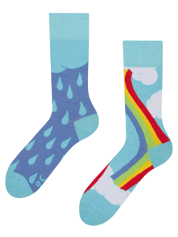 Regular Socks Rainbow