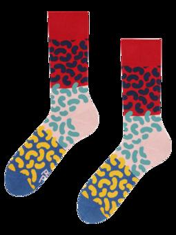 Regular Socks Colorful Beans