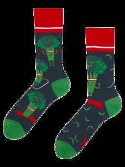 Vesele čarape Brokula